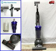 Dyson Dc41 Multi Floor Refurbished Upright Vacuum Cleaner Purple W/attachments