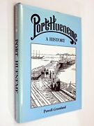 Port Hueneme A History By Powell Greenland - Hardcover Excellent Condition