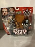 Wwe Battle Pack Bubba Ray Dudley And D Von Dudley 2 Pack Figure Set