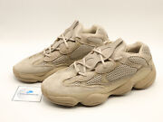 Adidas Yeezy 500 - Taupe Light - Size 10 - New With Box - Gx3605