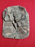 Tactical Tailor Saw Pouch W/ Malice Clips In Acu