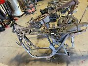 1972 Honda Cb750 Project Build Bike Collection Of Parts