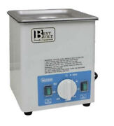 Best Built Ultrasonic Jewelry Cleaner 2qt Stainless Steel Tank W/ Heater And Timer
