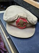 Very Early Idf Military Police Hat