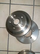 Ford Model A Cast Iron Brake Drums