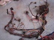 1969 Buick Gs Skylark Special Main Under Dash Harness Fuse Box Gm Oem No A/c