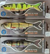 3 Pack Savage Gear 3d 4play V2 Swim And Jerk  16.5cm 6.5in 35g 1.25oz