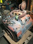 Wisconsin-heavy Duty-air Cooled-four Cylinder-gasoline Engine- Model Vh4d