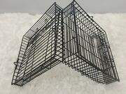 Ronco Showtime Rotisserie 4000 Bbq Wire Baskets Lot Of 2 Replacement Part