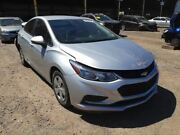 Driver Left Front Door Express Power Down Only Fits 16-18 Cruze 1521556