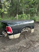 2016 Dodge Ram Truck Bed Ram Box 5'7 Black. 4x4 Taillights , Bed Cover, Camera