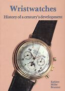1,700+ Antique Vintage Wristwatches - Makers Models / Illustrated Book + Values