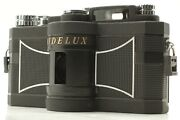 【 N.mint 】 Panon Widelux Model F8 35mm 140anddeg Panoramic Film Camera From Japan 550
