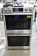 Samsung Nv51k7770ds 30 Stainless Electric Double Wall Oven Nob 111325