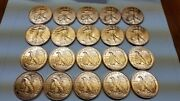 100 Copper 1 Oz Walking Liberty Rounds New. Hyperinflation Coming, Prepare Now