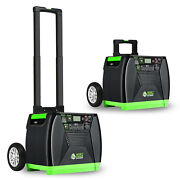 Nature's Generator Elite With Cart -3600w Solar And Wind Powered Generator