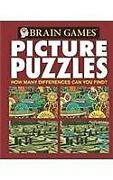 Brain Games Picture Puzzles How Many Differences Can You By Editors Of Mint