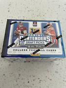 2021 Panini Nfl Football Contenders Draft Blaster Box Sealed Lawrence In Hand