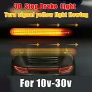 Auto Led Light Car Halo Ring Replacement Taillight Waterproof Reliable