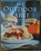 The Outdoor Table For Backyard Barbecue, Front Porch Meal, Tailgate, Or Picnic