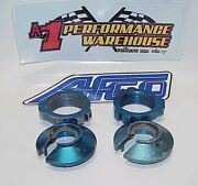 2 Afco Coil-over Large Threaded Body Shock Kits Parts Late Model Mudbog Dr28