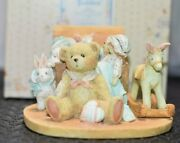Cherished Teddies, Christopher, Old Friends Are The Best Friends