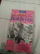 Follow The Fleet Fred Astaire And Ginger Rogers - Vhs Video Tape 135