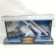New Nintendo Wii Rod And Reel Controller Bass Pro Shops The Strike Fishing Game