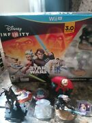 Star Wars Disney Infinity 3.0 Starter Pack Xbox One + 3 Figures 1 Crystal Card