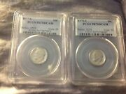 Lot Of 20 Pcgs Graded Coins- All Proof 70 Deep Cameo All Perfect