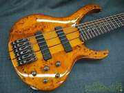 Ibanez Btb776pb-am I120324412 Electric Bass W/gig Case Ships Safely From Japan
