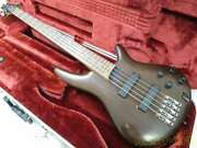 Ibanez Sr-3005 F0816635 Electric Bass With Hard Case Safe Delivery From Japan