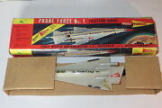 Century 21 Toys Plastic Friction Project Sword Probe Force 1 S.w.o.r.d. Boxed
