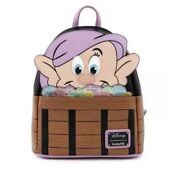 Loungefly Dopey Le Backpack Sold Out Brand New Disney Snow Whiteandnbsp