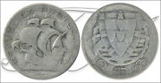 Portugal - Coins Circulation- Year 1937 - Number Km00580-37 - Bc- 250 Escudos
