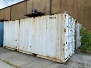 2 X Used Shipping / Storage Containers 20ft - Memphis Tn