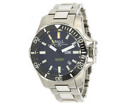 Ball Engineer Hydrocarbon Submarine Warfare Automatic W/ Box And Papers