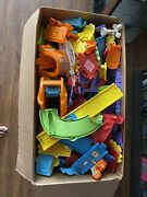 Vtech Toys Go Smart Wheels And Tracks 5 Cars 2 Controllers