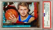 Psa 10 Rc Luka Doncic 2018-19 Court Kings Clear Acetate Rookie 7 Hot Insert Qty
