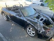 Porsche 987 Boxster Rolling Chassis Project Car