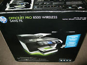 New Hp Officejet Pro 8500 Wireless All-in-one Printer Cb023a A909g