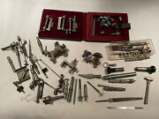 Lot Of Tools For Antique Watch Repair-winders And More