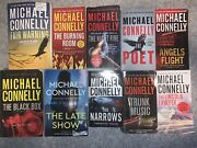 Lot Of 10 Michael Connelly Paperback Books