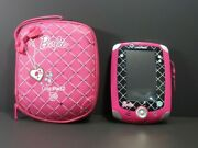 Barbie Leap Frog Leappad 2 Game System Pink Case