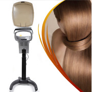 Salon Ultrasonic Ozone Hair Care Spa Steamer Oil Hair Styling +protective Cover