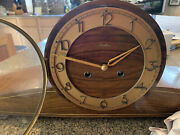 Antique Mantle Clock Working From Germany