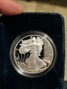2004- W Proof American Silver Eagle Beautiful Coin