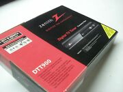 New In Box Zenith Dtt900 Digital Tv Tuner Converter Box With Remote And Cables