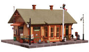 Woodland Scenics N Scale Pre-fab Building/structure Kit Woodland Station