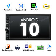 Sale 7 Hd 2din Android 10 Car Stereo Mp5 Player Fm Radio Gps Navigation Wifi 4g
